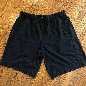 Men's xxl Lululemon shorts unlined